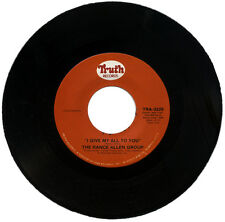 """RANCE ALLEN GROUP  """"I GIVE MY ALL TO YOU c/w WHAT A DAY""""   70's SOUL   LISTEN!"""