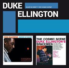 Duke Ellington : Blues in Orbit + the Cosmic Scene CD (2017) ***NEW***