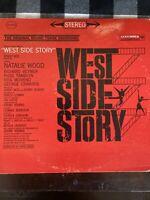 West Side Story (Original Sound Track Recording) - Leonard Bernstein - OS 2070