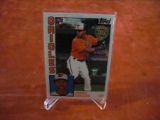 2019 Topps 35th 1984 Ann Silver PROMO Pack Rookie CEDRIC MULLINS #T84-32 O'SMint