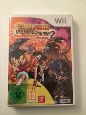 Wii Spiel - One Piece: Unlimited Cruise 2 Das Erwachen eines Helden