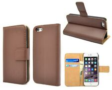 iPhone 5 Wallet Case with Card Slots & Flip Folio Kickstand