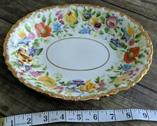 More details for hammersley chintz queen anne dish or tureen stand