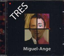 MIGUEL-ANGE - TRES - 10 TITRES - 2010 - NEUF NEW NEU - ELECTRO-POP ESPAGNOLE