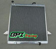 aluminum alloy radiator FOR Triumph TR6 1969-1974 70 71;TR250 1967-1968