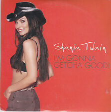 CD CARTONNE 2T SHANIA TWAIN I'M GONNA GETCHA GOOD NEUF SCELLE