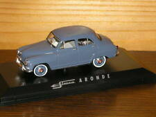Norev Models 1/43 Scale Diecast Model car 570949 - Simca Aronde - Blue