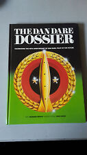 DAN DARE DOSSIER - 1990 Hawk Books - VG
