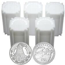 2nd Amendment 1oz .999 Fine Silver Medallion 100pc