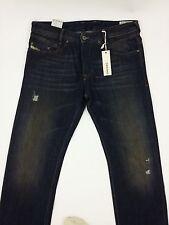 Diesel Nuevo Para Hombre zingy 4 Iakop Jeans Tamaño W28 L32 Color Azul 100% Original