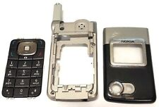 Nokia 6255i Cellphone Front Back Housing Faceplate Keypad Replacement Oem
