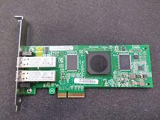 HP 407621-001 QLogic QLE2462-HP PCI-e x4 Dual LC 4Gb/s Full Height HBA-AE312A