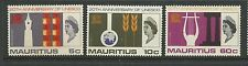 1966 UNESCO  set of 3 Mint Lightly Hinged