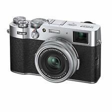 FUJIFILM Digital Camera X100V Silver X100V-S EMS w/ Tracking NEW