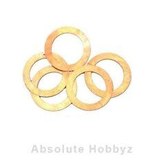Novarossi Head Gasket Shim 3.5cc long Stroke 0.10mm/.004in Copper (5pcs)