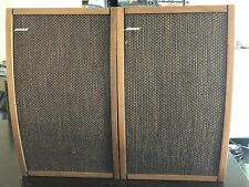 Bose 901 Series lll Direct Reflecting Speakers Set No. 384812