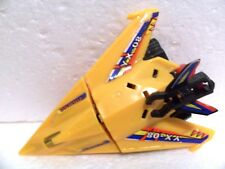 1990s Chinese G2 reissue yellow Cyberjet figure part lot SG Skyjack KO