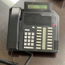 Meridian Digital Business Black Telephone Nortel Networks Model M2616