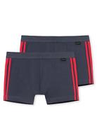 Schiesser Hombres Pantalones Cortos Retros 2 Paquete Talla 5-10 M-4XL