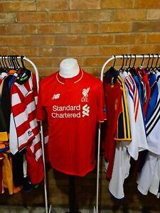 Liverpool Home Football Shirt Medium Coutinho