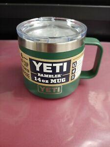 Yeti 14 oz Mug Northwoods Green RETIRED color