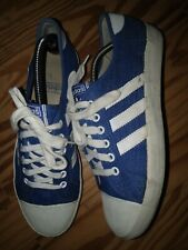 VINTAGE ADIDAS ADRIA orange Sneakers Turnschuhe Trainers Gr