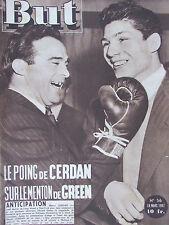 BUT n° 56 (18 mars 1947) Cerdan-Green - Avant France-Galles - Basket français