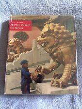 Journey Through the Orient / Martin Hurlimann -1960- Hardback Book -1st Edition