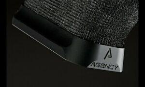 RWA Agency Arms Magwell for Marui G17 (Black) #RWAEXT-MG-2-0001