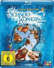 Blu-ray * DIE SCHNEEKÖNIGIN 2 - EISKALT ENTFÜHRT # NEU OVP §
