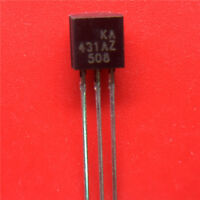 5PCS KA431AZ Encapsulation:TO-92,Tantalum Molded High Reliability Capacitor;