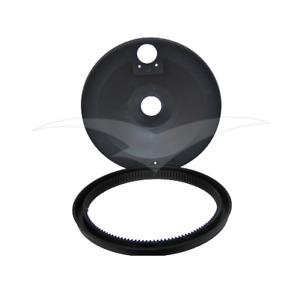 Belle Drum Gear Ring and Cover for Minimix 130 Cement Mixer - 901/99956SP
