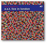 E.S.T.-ESBJÖRN SVENSSON TRIO - LIVE IN LONDON  2 CD NEW+