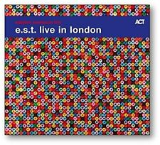 E.S.T.-ESBJÖRN SVENSSON TRIO - LIVE IN LONDON  2 CD NEUF