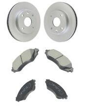 Juego de pastillas de freno discsx 2 y ajuste Con Ventilación Delantera para Chevrolet Tacuma 1.6 2.0 2005 - >