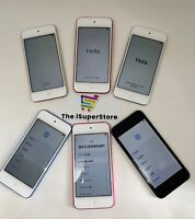 Apple iPod Touch 7th Generation ( Choose color and Capacity) ,Mint Condition
