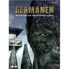 DIE GERMANEN-MEILENSTEINE DER FRÜHGESCHICHTE 2 DVD NEU