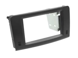 Mercedes M Class W164 Car Radio Panel Installation Frame Double Din 2-DIN