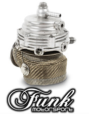 40/45mm Wastegate Blanket Titanium External Waste gate Jacket by Funk Motorsport