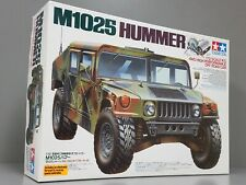 New Vintage Tamiya 1/12 R/C M1025 Hummer Military #58154 TA01 Chassis W/ ESC