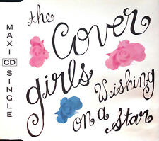 The Cover Girls Maxi CD Wishing On A Star - Europe (EX/VG+)