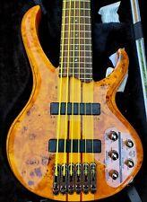 Ibanez BTB776PB - 6 String Electric Bass Guitar, six string bass, BTB 776