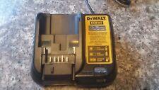 12v 20v Dewalt Li-Ion Battery Charger 12 20 volt Genuine OEM Model DCB107 New!