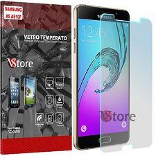 "Pellicola in Vetro Per Samsung Galaxy A5 SM-A510 2016 Salva Display Schermo 5,2"""