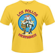 Breaking Bad - Los Pollos Hermanos T-Shirt Homme / Man - Taille / Size S