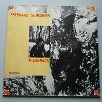 Eberhard Schoener - Flashback LP Vinyl German 1st Press Harvest Kraut