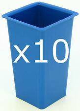 10 X CANDELA QUADRATO STAMPI ~ crea la tua CANDELE 3 - 10CM ALTO 6cm Wide