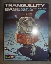 Original Revell 1/48 Tranquility Base Apollo 11 Lunar Modules h-1861 1969
