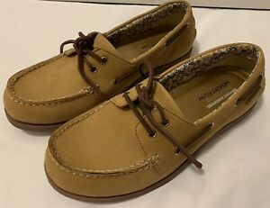 New Skechers Starboard Relaxed Fit Memory Foam Moccasin Shoes Womens Size 9