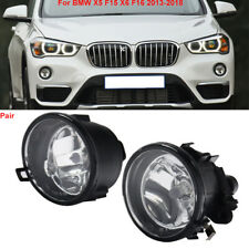 63177238787 63177238788 Fog Lights Lamps For 11-16 BMW X3 F25 X4 F26 X5 F15 F16